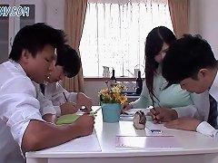 Wanz 225 Anri Okita English Teacher Porn Videos