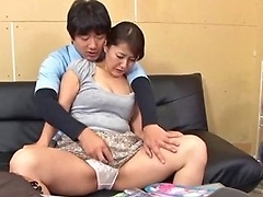Delightful Asian Milf Gets Her Pussy Shaved Then Slammed Hardcore