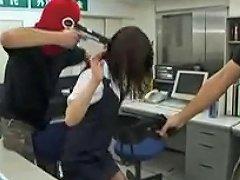 Japanese Video 202 Office Lady Creampie