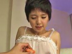 Arisa Nakano Gets Nailed In Rough Threesome