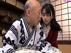 Japanese Wife Nozomi N Father In Law 1 By Mrbonham
