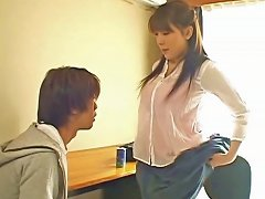 Horny Japanese Milfs Sucking And Fucking Part5