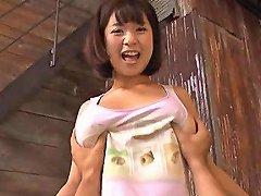 Kinky Japanese Tits Examination Hot