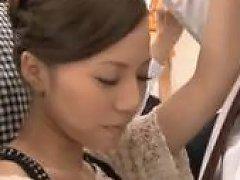 Busty Beauty Ruri Saijo Gets Fucked