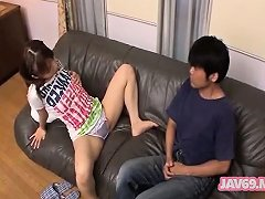 Cute Seductive Asian Girl Fucked